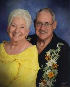 Barb and Bob Burnside